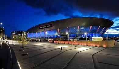 *TEMPORARILY CLOSED* M&S Bank Arena Liverpool