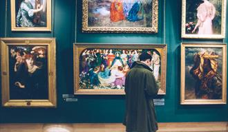 Manchester Art Gallery Highlights Tour