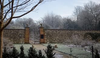 Free Garden Entry at Chawton House this Winter