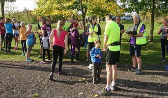 Poolsbrook parkrun