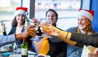 Christmas Day Cruises with City Cruises