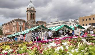 Chesterfield Open Air Market