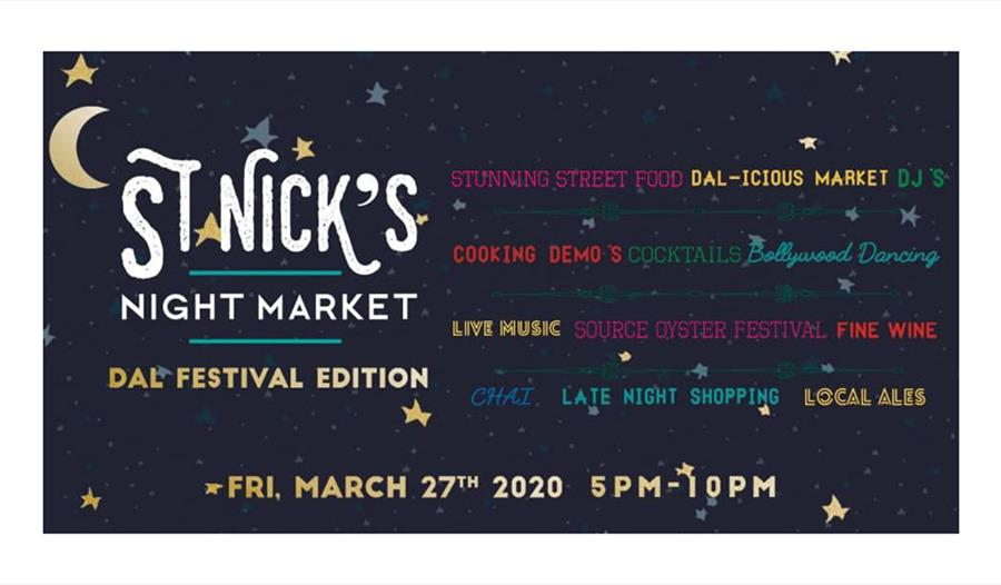 St Nick's Night Market dal edition