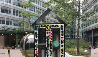 The Little Library | Spinningfields