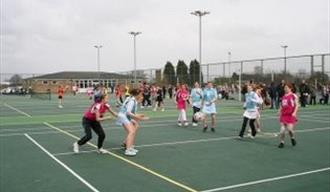 Medway Junior Netball League
