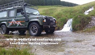 90 Dirty Adventures Land Rover Driving Experience