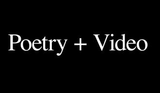 Poetry + Video at The Word