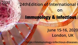 24th Edition of International Conference on  Immunology & Infectious Diseases
